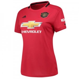 Manchester United Home Shirt 2019 - 20 - Womens