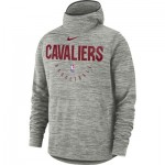 Cleveland Cavaliers Nike Spotlight Hoodie - Carbon Heather - Mens