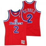 Washington Bullets Chris Webber Hardwood Classics Road Swingman Jersey - Mens