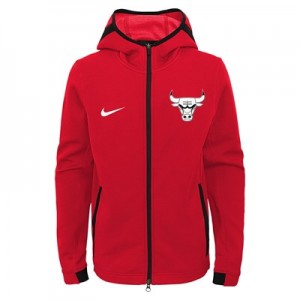Chicago Bulls Chicago Bulls Nike Thermaflex Showtime Jacket - Youth