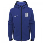 LA Clippers LA Clippers Nike Thermaflex Showtime Jacket - Youth