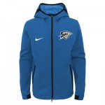 Oklahoma City Thunder Oklahoma City Thunder Nike Thermaflex Showtime Jacket - Youth