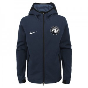 Minnesota Timberwolves Minnesota Timberwolves Nike Thermaflex Showtime Jacket - Youth