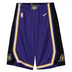 Los Angeles Lakers Nike Statement Swingman Short - Youth