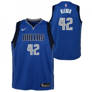 Dallas Mavericks Nike Icon Swingman Jersey - Maximilian Kleber - Youth