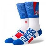 LA Clippers Shortcut Sock - Mens
