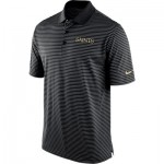 New Orleans Saints Nike Stadium Perfect Polo - Mens