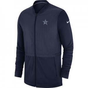 Dallas Cowboys Nike FZ Elite Hybrid Jacket - Mens
