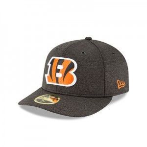 Cincinnati Bengals New Era Official Sideline Home Low Profile 59FIFTY Fitted Cap