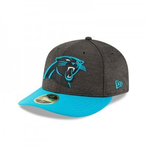 Carolina Panthers New Era Official Sideline Home Low Profile 59FIFTY Fitted Cap