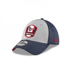 Houston Texans New Era Official Sideline Road 39THIRTY Stretch Fit Cap