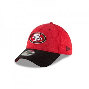 San Francisco 49ers New Era Official Sideline Home 39THIRTY Stretch Fit Cap