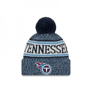 Tennessee Titans New Era Official Cold Weather Sport Knit