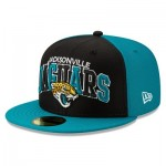 Jacksonville Jaguars New Era 2019 Official Home Sideline 1995-02 59FIFTY Fitted Cap