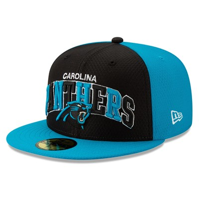 Carolina Panthers New Era 2019 Official Home Sideline 1995-02 59FIFTY Fitted Cap