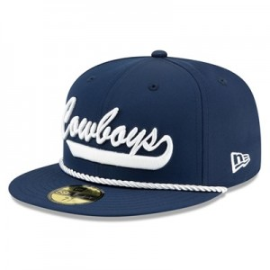 Dallas Cowboys New Era 2019 Official Home Sideline 1960-61 59FIFTY Fitted Cap