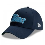 Tennessee Titans New Era 2019 Official Home Sideline 1960-61 39THIRTY Stretch Fit Cap