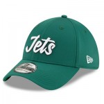 New York Jets New Era 2019 Official Home Sideline 1960-61 39THIRTY Stretch Fit Cap