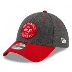 San Francisco 49ers New Era 2019 Official Home Sideline 1933-53 39THIRTY Stretch Fit Cap