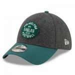 Philadelphia Eagles New Era 2019 Official Home Sideline 1933-53 39THIRTY Stretch Fit Cap