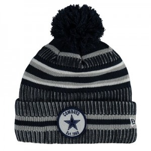Dallas Cowboys New Era 2019 Official Cold Weather Home Knit