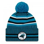 Carolina Panthers New Era 2019 Official Cold Weather Home Knit