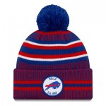 Buffalo Bills New Era 2019 Official Cold Weather Home Knit