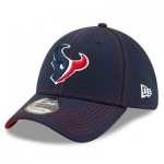 Houston Texans New Era 2019 Official Road Sideline 39THIRTY Stretch Fit Cap