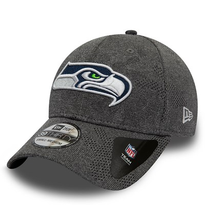 Seattle Seahawks New Era Engineered Plus 39THIRTY Stretch Fit Cap