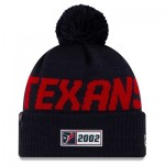 Houston Texans New Era 2019 Official Cold Weather Road Knit