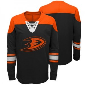 Anaheim Ducks Perennial Long Sleeve Crew - Kids