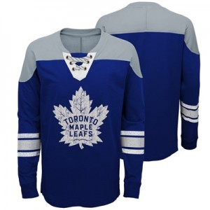 Toronto Maple Leafs Perennial Long Sleeve Crew - Youth