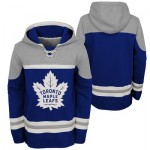 Toronto Maple Leafs Asset Pullover Hockey Hoodie - Youth