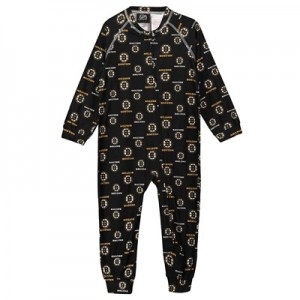 Boston Bruins Raglan AOP Sleeper Suit - Toddler