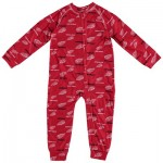 Detroit Red Wings Raglan AOP Sleeper Suit - Toddler