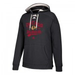 Chicago Blackhawks adidas Hockey Hoodie - Mens