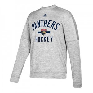 Florida Panthers adidas Fleece Climawarm Crew - Mens