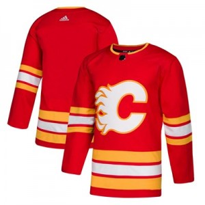 Calgary Flames adizero Alternate Authentic Pro Jersey