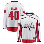 Washington Capitals Fanatics Branded Away Breakaway Jersey - Lars Eller - Mens