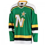 Minnesota North Stars Fanatics Branded Heritage Breakaway Jersey - 1985-1991 - Mens