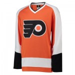 Philadelphia Flyers Fanatics Branded Heritage Breakaway Jersey - 1982-2001 - Mens