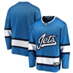 Winnipeg Jets Fanatics Branded Alternate Breakaway Jersey - Mens