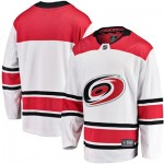 Carolina Hurricanes Fanatics Branded Away Breakaway Jersey - Mens