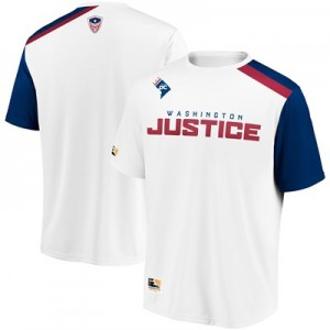 Washington Justice Overwatch League Away Jersey
