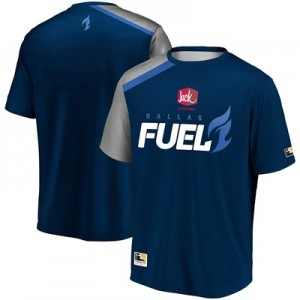 Dallas Fuel Overwatch League Home Jersey
