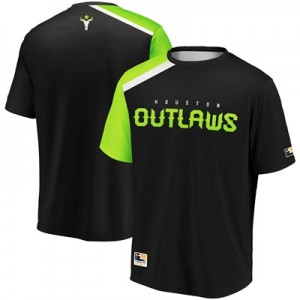 Houston Outlaws Overwatch League Home Jersey