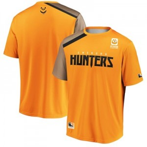 Chengdu Hunters Overwatch League Home Jersey