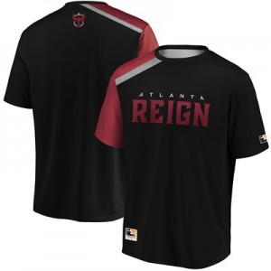 Atlanta Reign Overwatch League Home Jersey