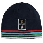 Guinness 6 Nations 19 Striped Cuff Beanie