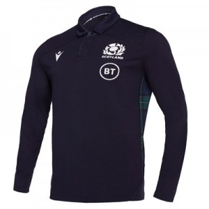 Scotland Rugby Home Classic Shirt